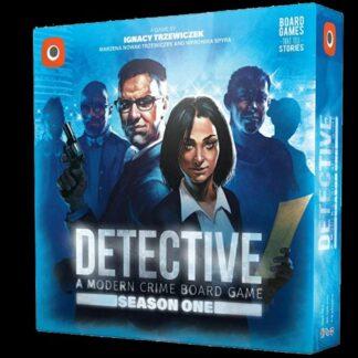 Crime Solving Games